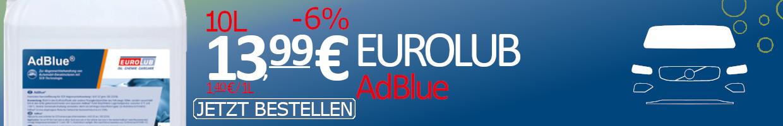 Eurolub Harnstofflösung AdBlue