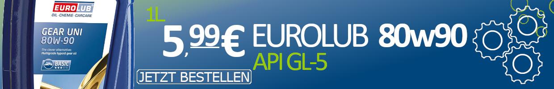 Eurolub Automatikgetriebeöl ATF Gear Fluide III