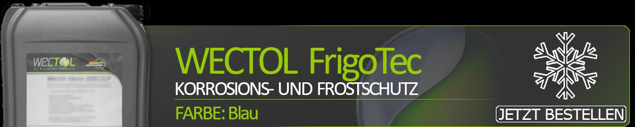 WECTOL Kühlerschutz FrigoTec