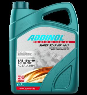 Addinol Super Star MX 1547 / 5 Liter