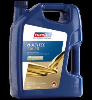 Eurolub Multitec (Ford) 5W30 / 5 Liter