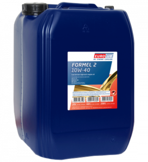 Eurolub Motoröl 10W40 Formel 2 / 20 Liter