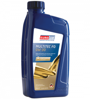 Eurolub Motoröl 0W30 Multitec FO / 1 Liter