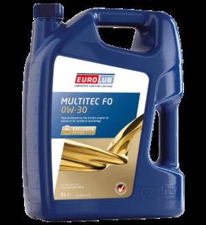 Eurolub Motoröl 0W30 Multitec FO / 5 Liter