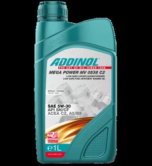 Addinol Mega Power MV 0538 C2 / 1 Liter