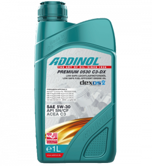 Addinol Premium 0530 C3-DX / 1 Liter