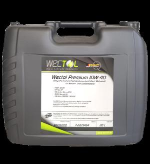 Wectol Motoröl 10W-40 Premium 10W-40 / 20 Liter