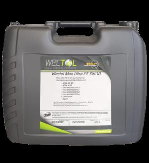 Wectol Motoröl 5W30 Max Ultra FE 5W-30 / 20 Liter