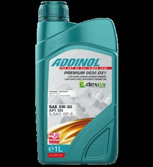 Addinol Premium 0530 DX1 5W30 Dexos 1 Gen 2 / 1 Liter
