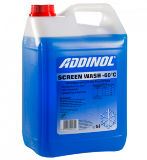 ADDINOL Screen Wash -60°C / 5 Liter