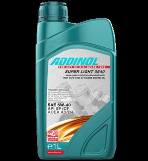 Addinol Super Light 0540 / 1 Liter