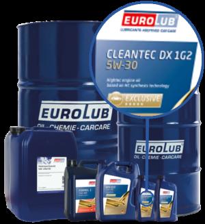 Eurolub Motoröl 5W30 Cleantec DX 1G2