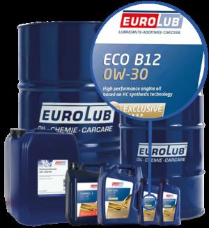 Eurolub Motoröl 0W30 Eco B12 0W-30